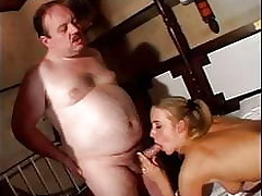 Old and Young porn clips - free adult tube